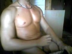 Italian Handsome Fitness Boy,Big Thick Cock On Cam