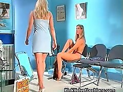 Super hot and horny blond