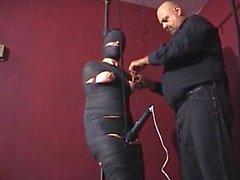 amateur bdsm vibrador torturado