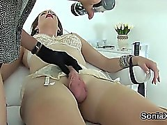 big boobs brünett domina