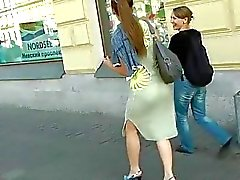 dilettante toilette estrema gola profonda nudo in strada cazzo all'aperto