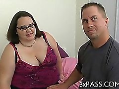 Obese cutie from this act definitely knows how to fuck