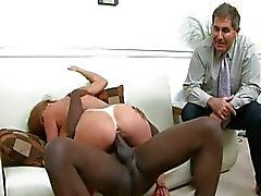 vaginale seks volwassen redhead grote tieten interraciale