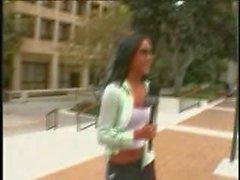 entrevista en una universidad