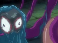 Tentacle and Witches Episode 1 - English Subs