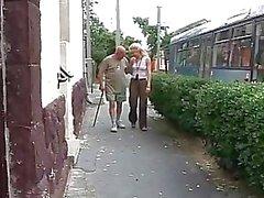 Grandpas vs Teens