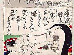 Japanese Vintage Art UKIYOE