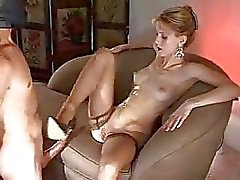 Horny Milf & Her Willing Slave