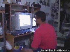 asiático pornstar realidade softcore