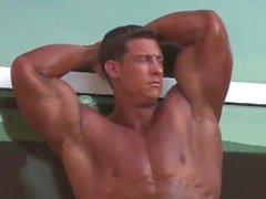 kroppsbyggare gud superman muskel gay