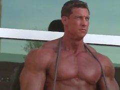 musculação deus super-homem músculo homossexual