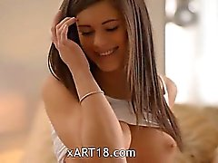 Busty beauty Caprice toying snatche