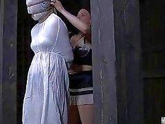 bdsm bdsm äärimmäinen bdsm porno videoita orjuus julma seksikohtauksia