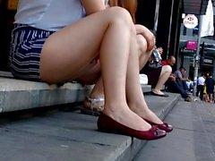 fétichisme des pieds cames cachées voyeur