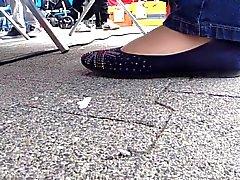 feticismo del piede milfs pov
