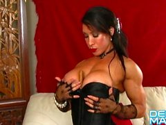 Denise Masino - Aficiondo Video - Female Bodybuilder