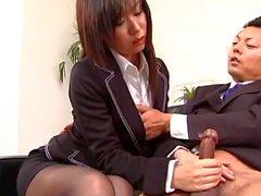 avsugningar brunetter milfs sekreterare