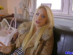 amatör blondiner gammal ung brittiskt