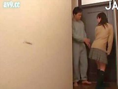 Hot Asian Babe Gets Fingered & Fucked
