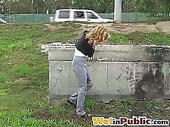 amateur fetisch im freien öffentlichkeit