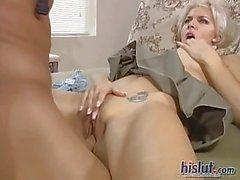 gros seins blond le sexe oral