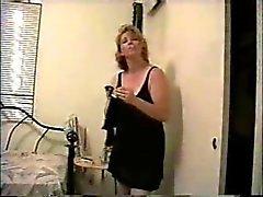 Hot Smoking Dirty-Talking Older Cougar