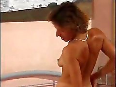Tanned Older Babe Has Afternoon Delight Session In Bedroom