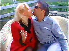 Dru Berrymore German Smoking Bitch