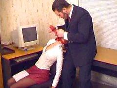 bureau collants secrétaires