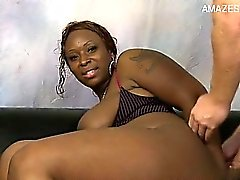 anal noir et ébène pipe