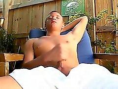 homosexuell masturbation im freien solo