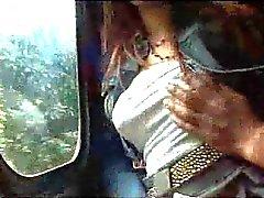 Innocent Teen groped & fucked on a Train