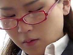 amador asiático dedilhado hd