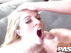 blondiner cumshots hardcore