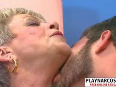 Nasty Milf Lin Boyde Fucking Good Touching Step son