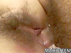 Anri Tomita - Pretty Japan Teenager First Time Sex