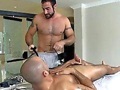 Carnal ass drilling