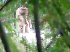voyeur nudité en public plage russe clignotant