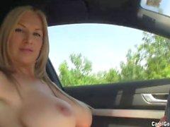 carol goldnerova carolgoldnerova koca boobs