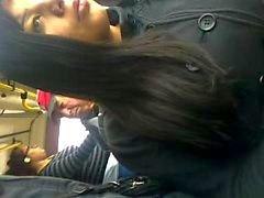 Encoxada Latina bus