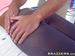 Brazzers - Dirty Masseur - Kelsi Monroe Lily Jordan and Sean