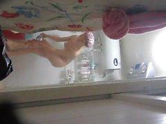 asiatisch chinesisch duschen voyeur