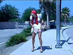 Brittany Angel Rides In The Hood