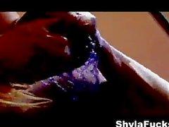 shyla stylez sensual erótico chuveiro de shyla - de stylez