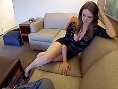 Delilah is a tall 20 y.o. brunette with great body and a