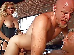analsex bisexuell blondin