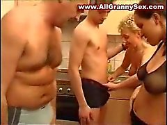 Russian Swinger Orgy Sex