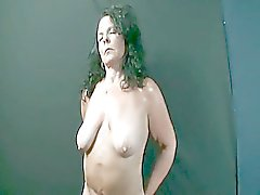 Slut Granny smoking and dancing - CassianoBR