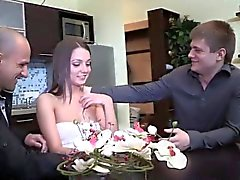 Dirt poor stud lets peculiar buddy to shag his exgf for doll