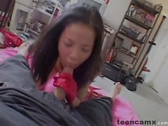 Sextape teen Asian thai and horny cunt Part 2 on Teencamx